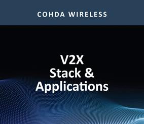 V2X-Stack-&-Applications